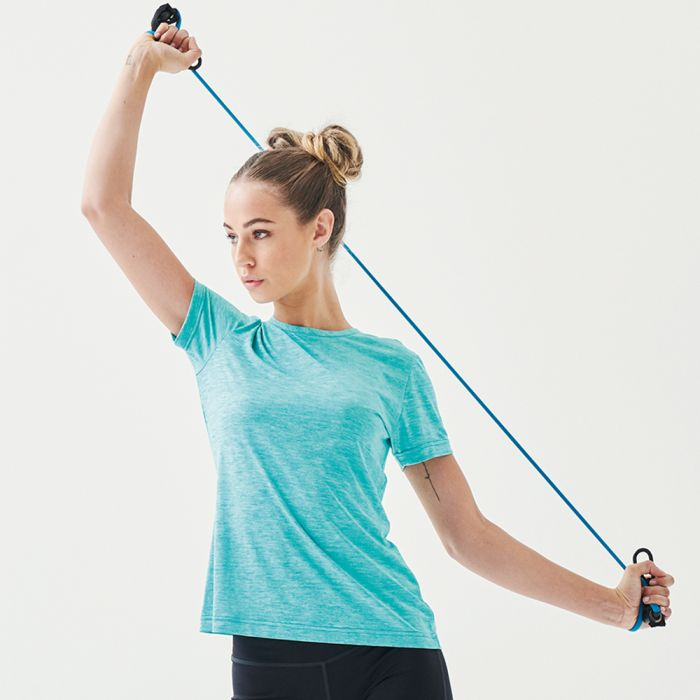 Regatta Activewear - Ladies Antwerp Marl T-Shirt - RA009