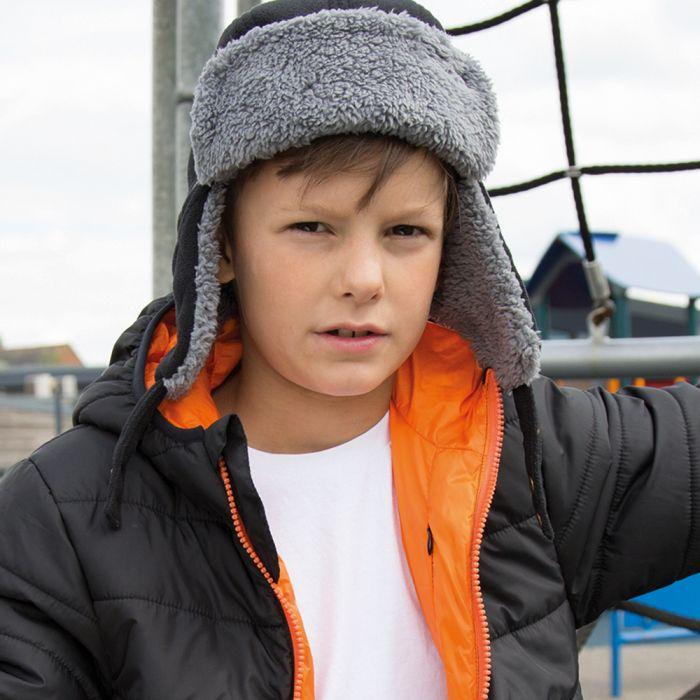 Result - Kids Ocean Trapper Hat - RC032B