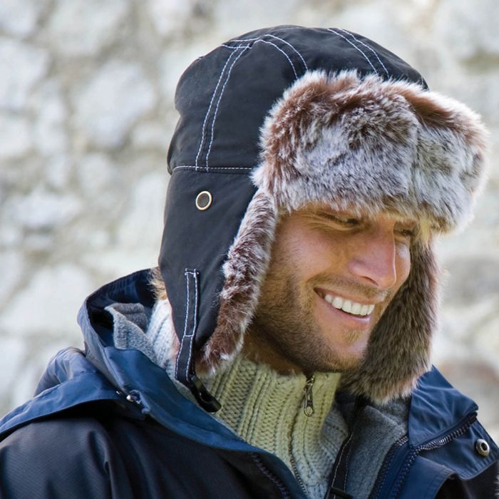Result - Classic Sherpa Hat - RC056