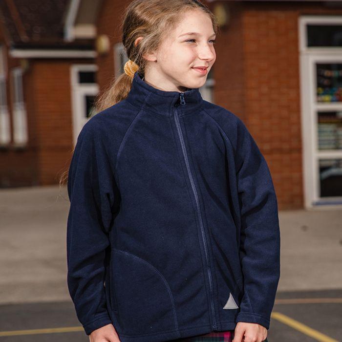 Result - Core - Kids Micro Fleece Jacket - RS114B
