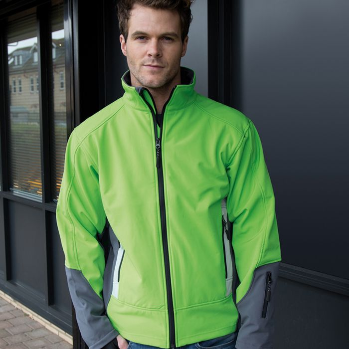 Result - Blade Soft Shell Jacket - RS119