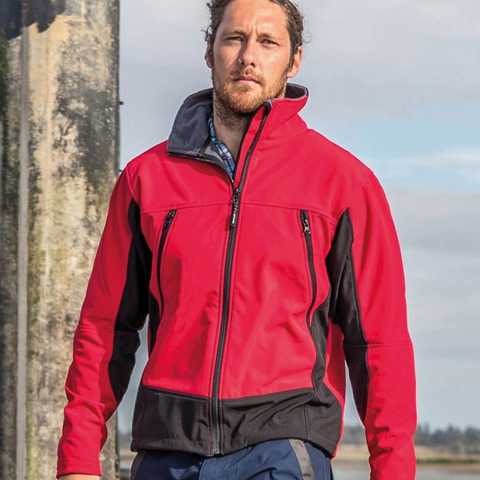 Result - Soft Shell Activity Jacket - RS120