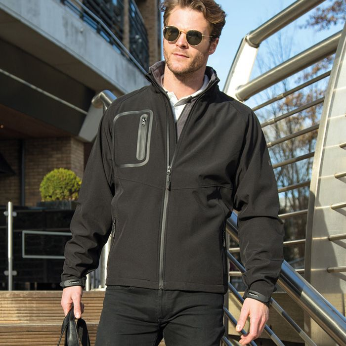 Result - TECH Performance Ultra Lite Soft Shell Jacket - RS136
