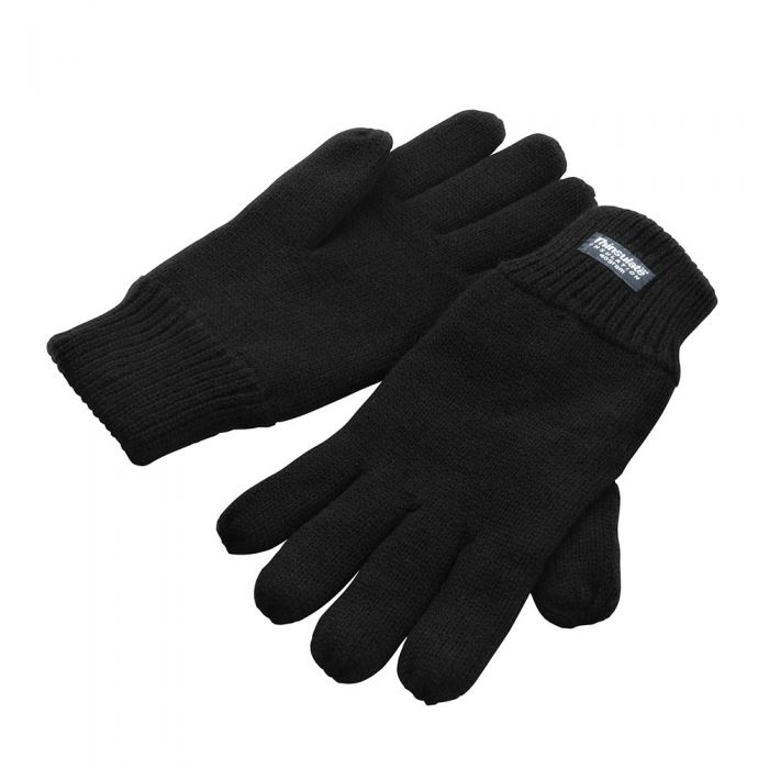 Result - Classic Lined Thinsulate Gloves - RS147