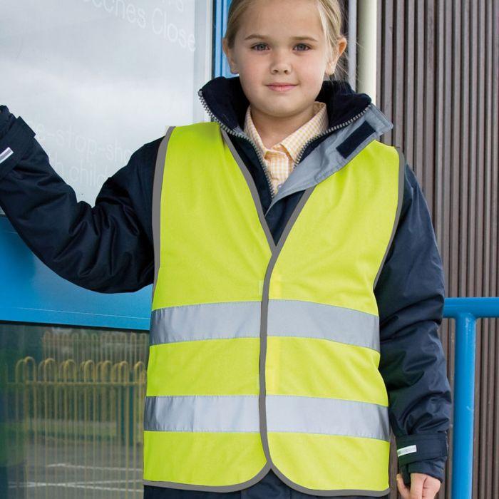 Result - Core - Kids Hi-Vis Safety Vest - RS200B