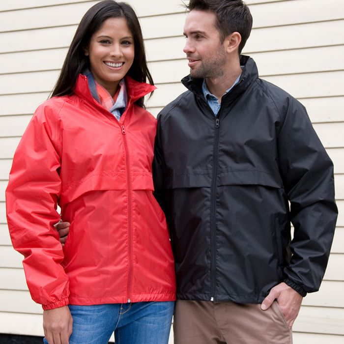 Result - Core - Lightweight Lined Waterproof Jacket - RS205