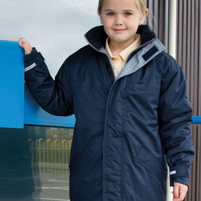 Result - Core - Kids Winter Parka - RS207B