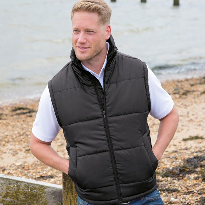Result - Core - Padded Bodywarmer - RS208