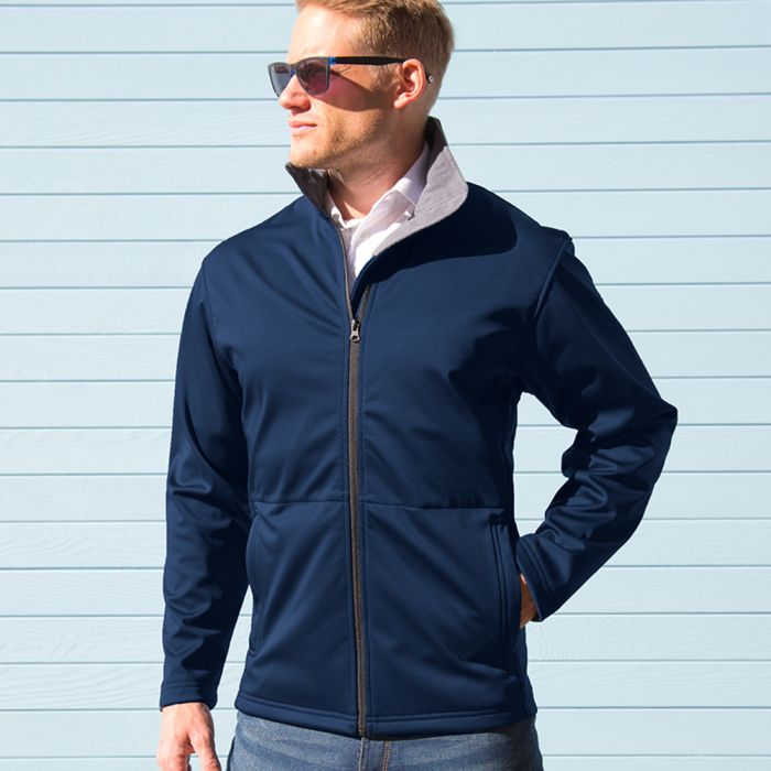 Result - Core - Soft Shell Jacket - RS209M