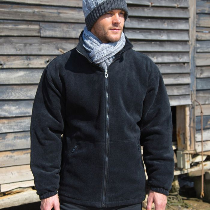 Result - Core - Polartherm Quilted Winter Fleece Jacket - RS219