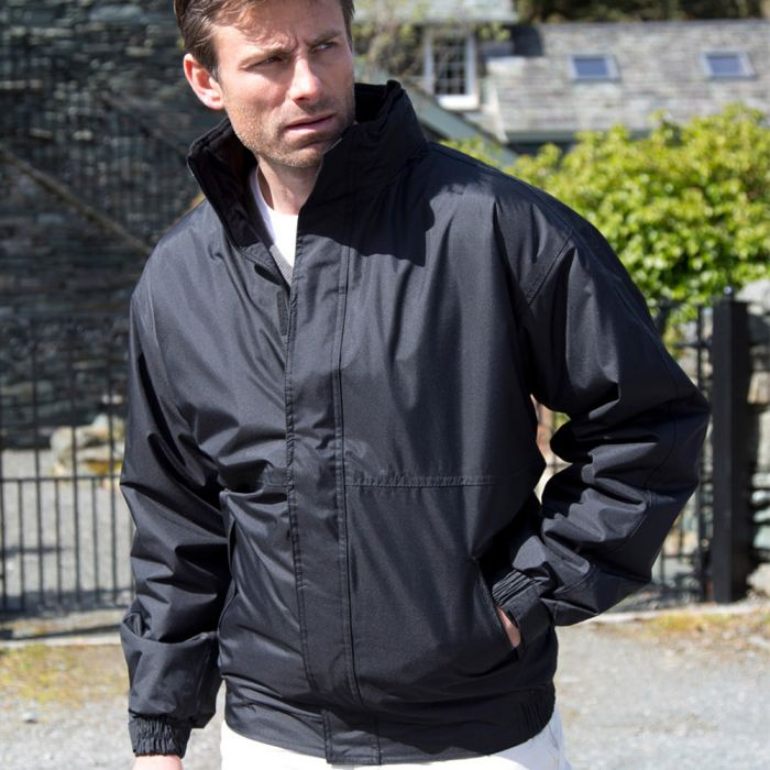 Result - Core - Channel Jacket - RS221M