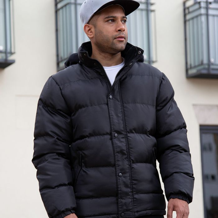 Result - Core - Nova Lux Padded Jacket - RS222
