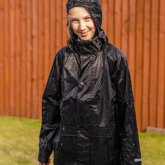Result - Core - Kids Waterproof Over Jacket - RS227B