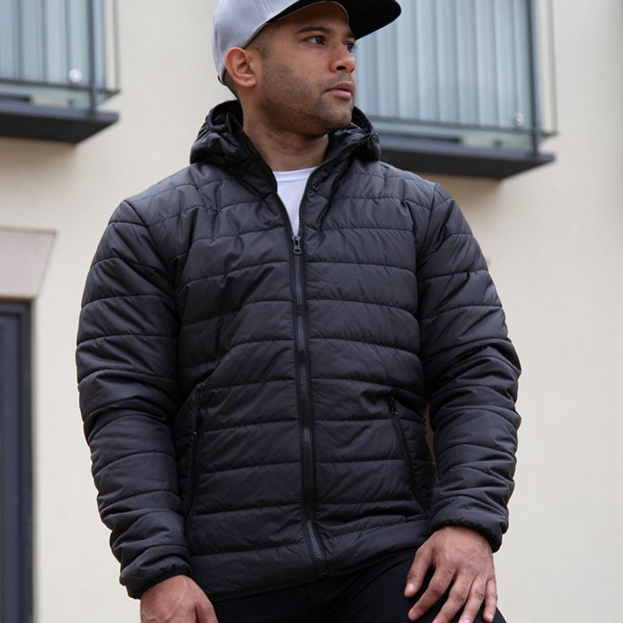 Result - Core - Soft Padded Jacket - RS233M