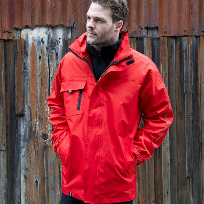 Result - Core - Printable 3-in-1 Transit Jacket - RS236