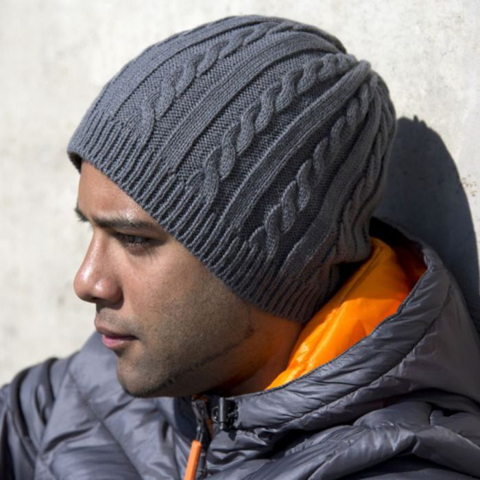 Result - Mariner Knitted Hat - RS370