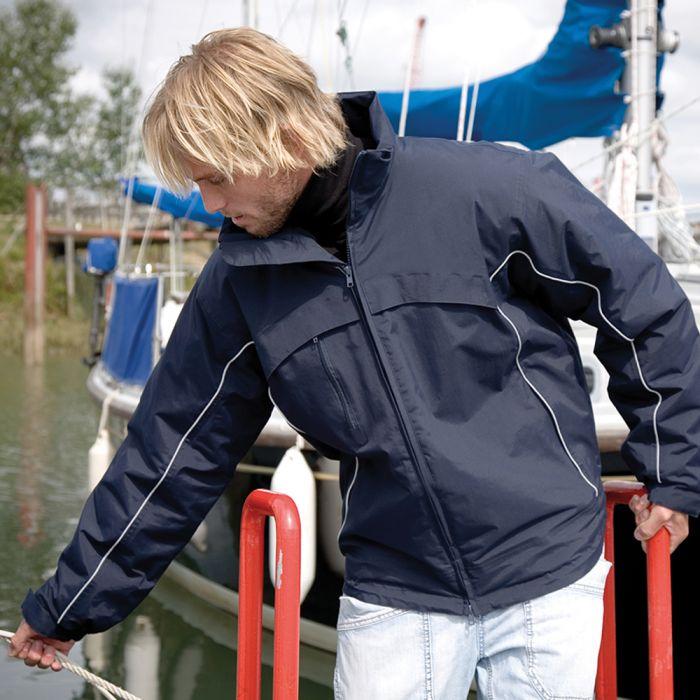 Result - Waterproof Crew Jacket - RS78