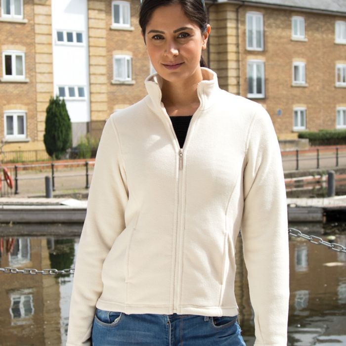 Result - Ladies Micro Fleece Jacket - RS85F