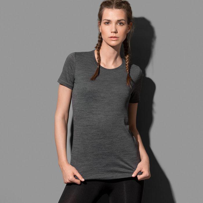 Stedman - Women's Active Intense Tech Sports T-Shirt - ST8120