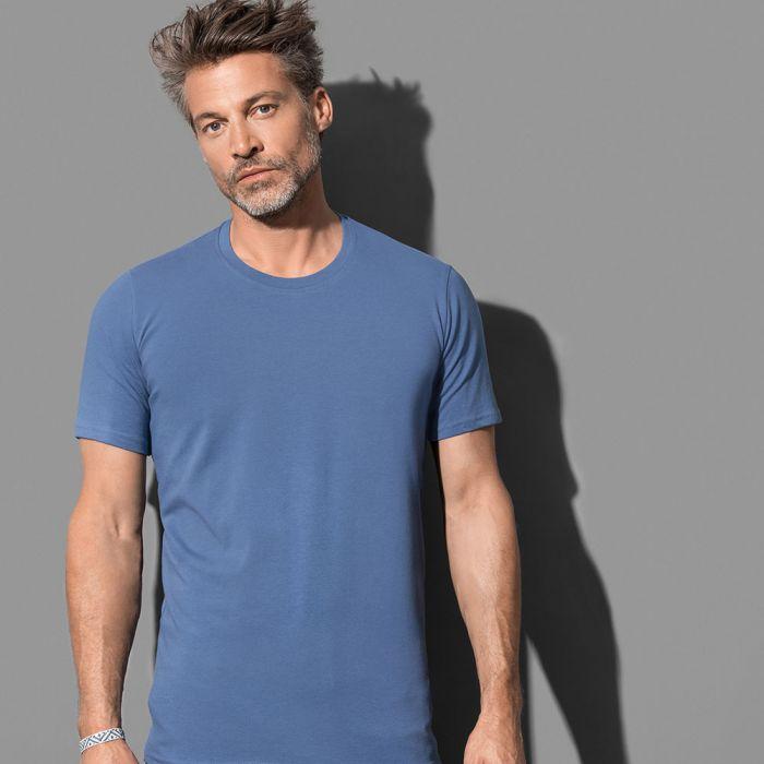 Stedman - Clive Crew Neck T-Shirt - ST9600