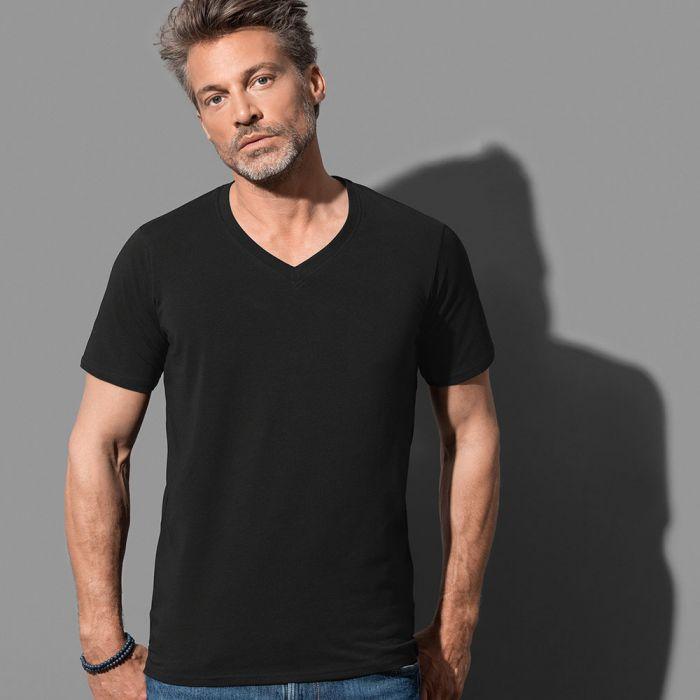 Stedman - Dean Deep V-Neck T-Shirt - ST9690