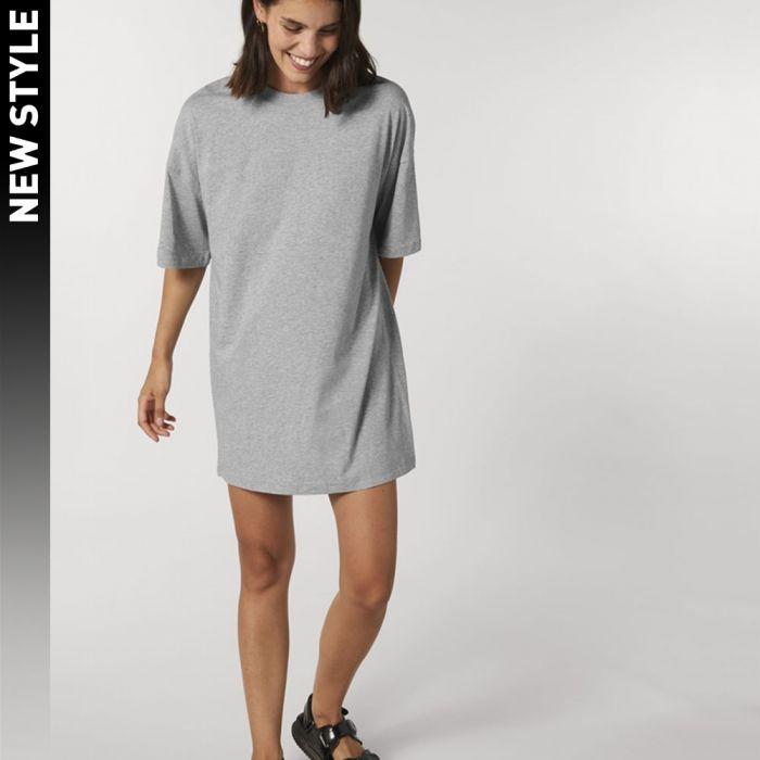 Stanley/Stella - Stella Twister - The Women's Oversized T-Shirt Dress - STDW141