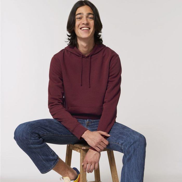 Stanley/Stella - Drummer - The Essential Unisex Hoodie Sweatshirt - STSU812
