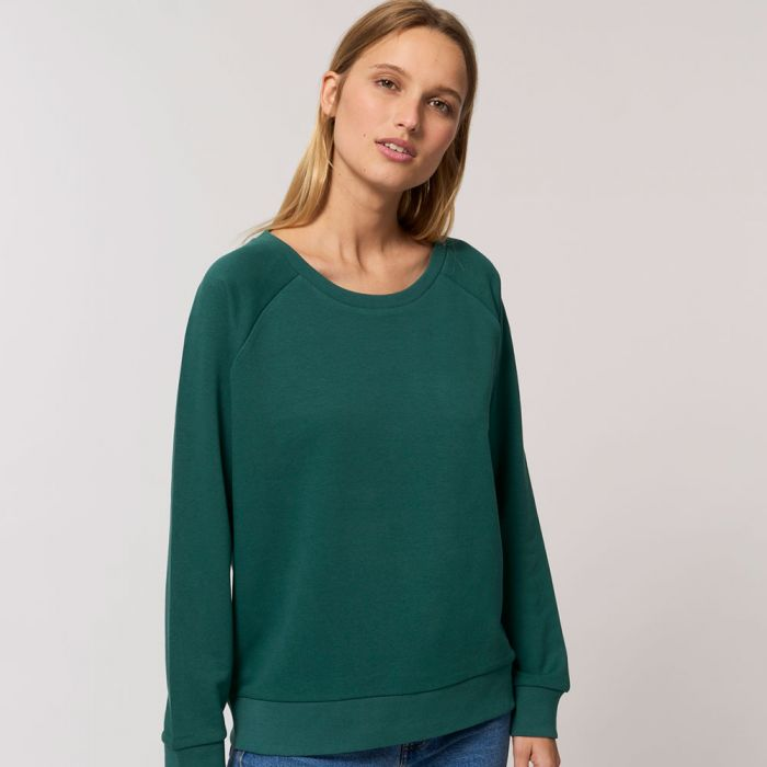 Stanley/Stella - Stella Dazzler - The Women's Relaxed Fit Sweatshirt - STSW125
