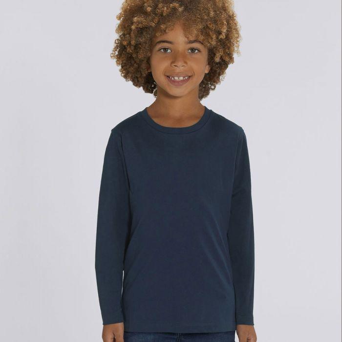 Stanley/Stella - Mini Hopper - The Iconic Kids Long Sleeve T-Shirt - STTK907