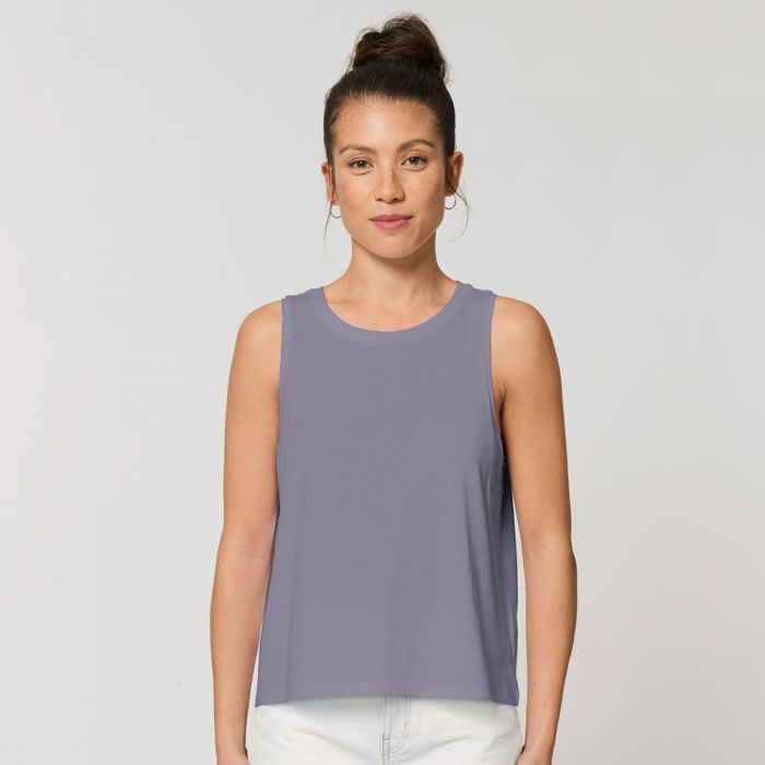 Stanley/Stella - Stella Dancer - The Women's Cropped Tank Top - STTW038
