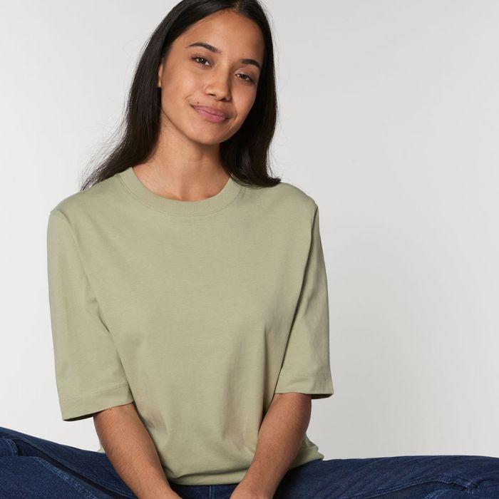 Stanley/Stella - Stella Fringer - The Women's Boxy Heavy T-Shirt - STTW054