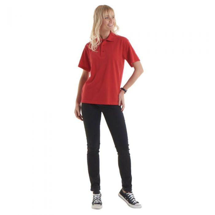 Uneek - Olympic Polo Shirt - UC124
