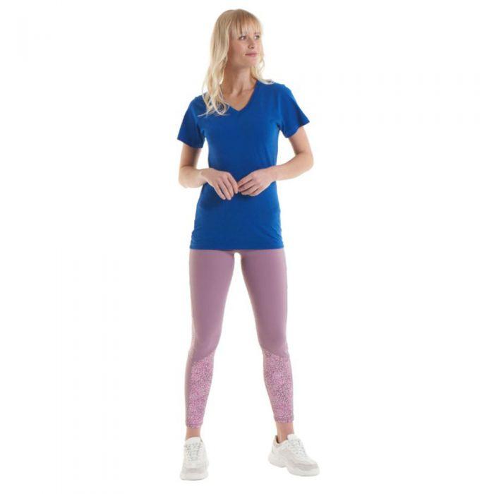 Uneek - Ladies Classic V Neck T Shirt - UC319