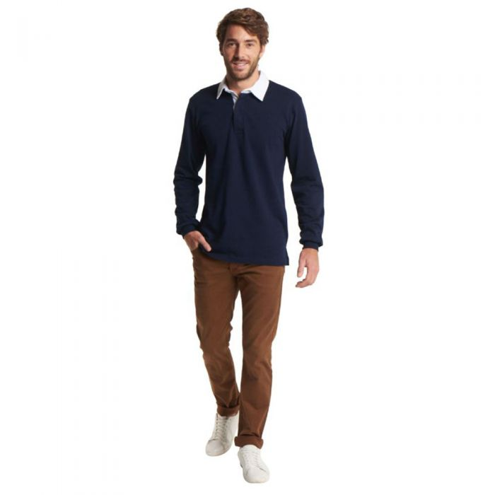 Uneek - Classic Rugby Shirt - UC402