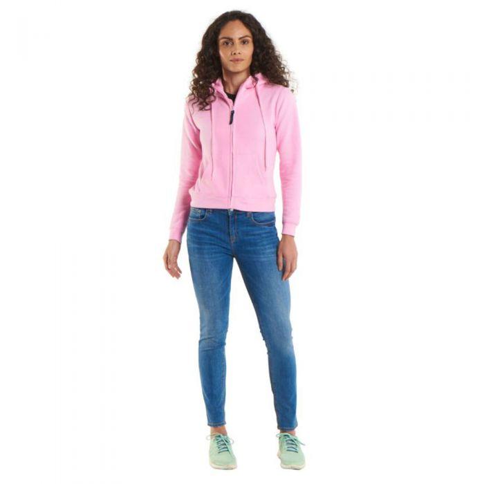 Uneek - Ladies Classic Full Zip Hooded Sweatshirt - UC505