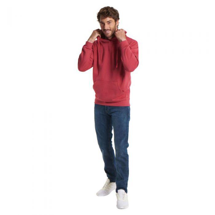 Uneek - Deluxe Hooded Sweatshirt - UC509
