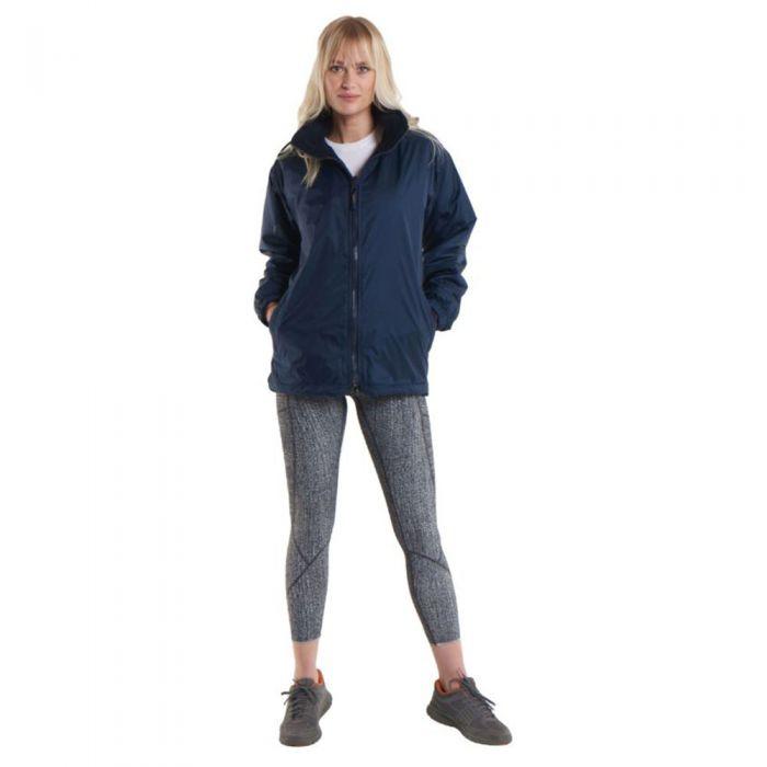 Uneek - Premium Reversible Fleece Jacket - UC605