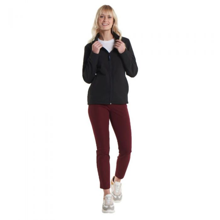 Uneek - Ladies Classic Full Zip Soft Shell Jacket - UC613