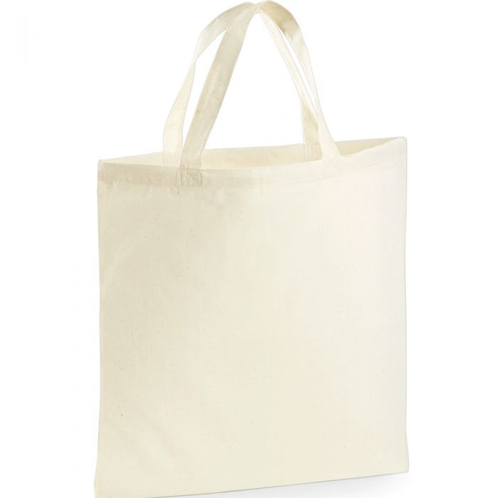 Westford Mill - Budget Promo Tote Bag For Life - WM100