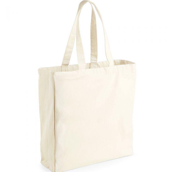 Westford Mill - Canvas Classic Shopper - WM108