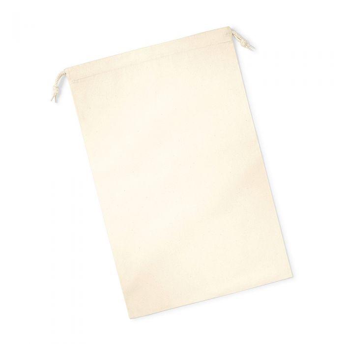 Westford Mill - Organic Premium Cotton Stuff Bag - WM266