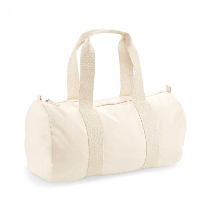 Westford Mill - EarthAware Organic Barrel Bag - WM814