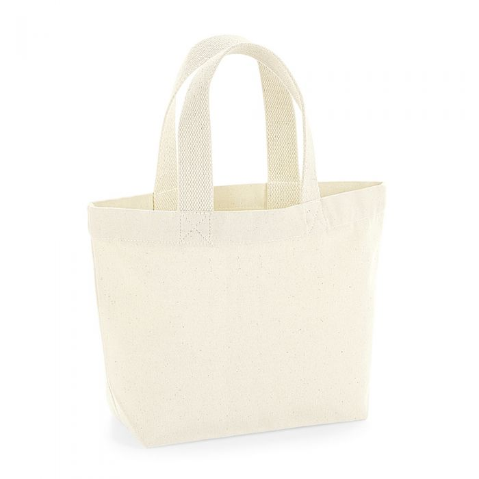 Westford Mill - EarthAware Organic Marina Mini Tote Bag - WM845