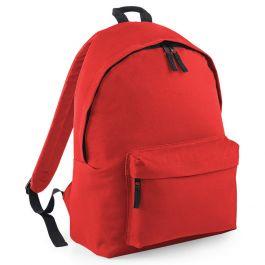 BagBase Maxi Fashion Backpack Padded Straps Front Pocket School Work Bag BG125L