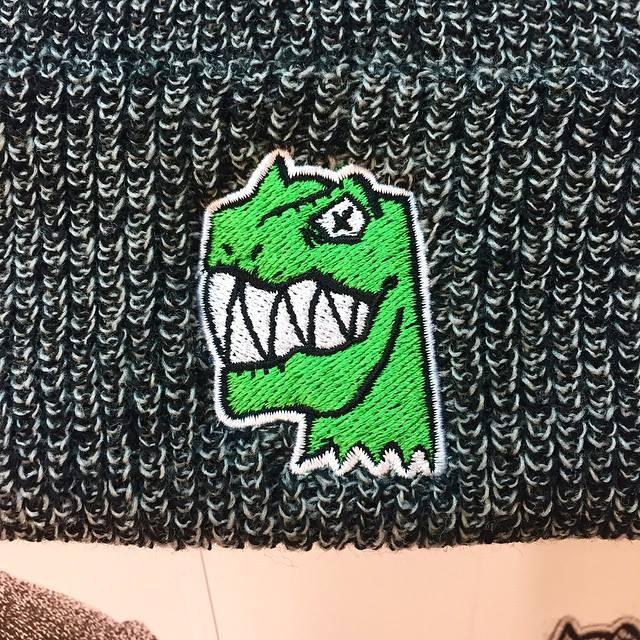 Dino Beanie